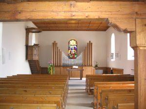 Ausserordentliche Kirchgemeindeversammlung in Nussbaumen