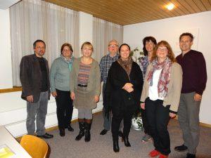 Neue Mitglieder im Kirchenvorstand Hüttwilen-Herdern