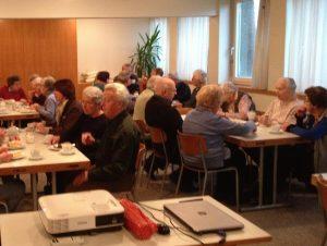 Ökumenische Gemeinde- und Seniorennachmittage