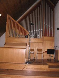 Neue Chorleiterin, «alter» Organist
