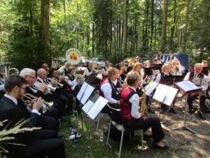 Vorschau: Waldgottesdienst 2021